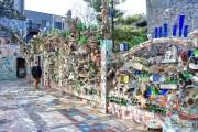 LePhiladelphia's Magic Gardens.... (PHOTO VINCENT FORTIER, COLLABORATION SPÉCIALE) - image 2.0