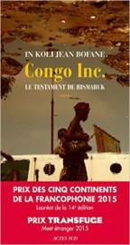 Congo Inc.–Le testament de Bismarck, d'In Koli Jean... (Image fournie par la maison d'édition) - image 2.0