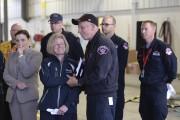 La première ministre de l'Alberta, Rachel Notley,et le... (La Presse Canadienne, Jonathan Hayward) - image 4.0