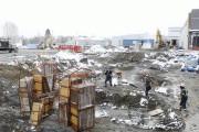 Les travaux devraient être terminés en décembre prochain,... (Photo Le Quotidien, Gimmy Desbiens) - image 3.0