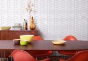 Les panneaux muraux 3D «Architect Wall Flats», d'Inhabit,... (PHOTO FOURNIE PAR INHABIT) - image 5.0