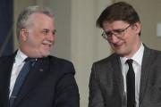 Les premiers échanges parlementaires entre le premier ministre... (Photo PC) - image 1.0