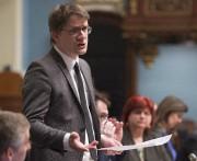 Le chef intérimaire du PQ Sylvain Gaudreault... (La Presse Canadienne, Jacques Boissinot) - image 2.0