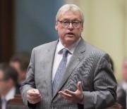 Le ministre de la Santé, Gaétan Barrette... (La Presse Canadienne, Jacques Boissinot) - image 2.0