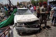 Ces nouvelles violences à Bagdad interviennent alors que... (Photo Khalid Mohammed, AFP) - image 1.0