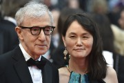 Woody Allen et sa femme Soon-Yi Previn ... (AFP, Alberto Pizzoli) - image 4.0