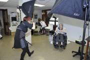 Plusieurs personnes étaient heureuses de pouvoir soigner leur... (Photo Le Quotidien, Rocket Lavoie) - image 3.1