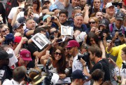 Lewis Hamilton a beau nepas avoir gagné une... (Manu Fernandez, AP) - image 3.0