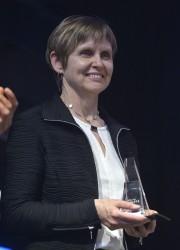 Suzanne Maltais a accepté le trophée au nom... (Le Soleil, Yan Doublet) - image 4.0