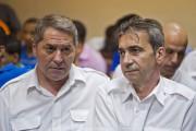 Pascal Fauret et Bruno Odos... (Agence France-Presse) - image 7.0
