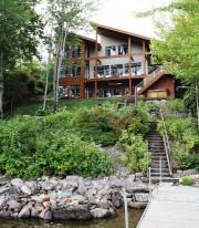 Résidence unifamiliale à Lac-Beauport... (Fournie par Habitation Canadienne) - image 3.0