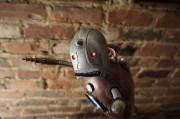 Les robots de Benoît Lavoie ont une petite... (FOURNIE PAR BENOÎT LAVOIE) - image 1.0