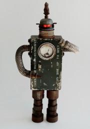 Les robots de Benoît Lavoie ont une petite... (FOURNIE PAR BENOÎT LAVOIE) - image 2.1