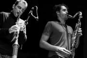 Le groupe Torche compte cinq improvisateurs.... (Photo courtoisie) - image 10.0