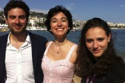 Jaros, sa productrice Fanny-Laure Malo et l'actrice Karelle... (Le Soleil, Éric Moreault) - image 3.0