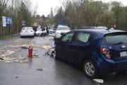 Un accident de la route a fait trois... (Courtoisie, Sécurité publique de la MRC des Collines-de-l'Outaouais) - image 3.0
