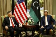 Le chef du nouveau gouvernement libyen d'union nationale... (PHOTO LEONHARD FOEGER, AFP) - image 3.0