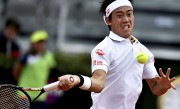 Kei Nishikori... (AFP, Tiziana Fabi) - image 5.0