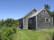 Maison surl'île Bonaventure... (Fournie par la SEPAQ) - image 3.0