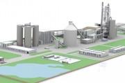 La cimenterie que l'entreprise Colacem espère construire à... (Courtoisie) - image 6.0