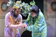 La pièce pour les 4 à 8 ans... (Photo Louise Leblanc, fournie par la Maison Théâtre) - image 2.0