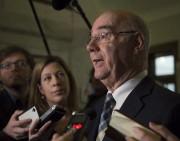 Le ministre des Transports, Jacques Daoust... (La Presse Canadienne, Jacques Boissinot) - image 2.0