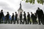 Le plus important rassemblement policier a eu lieu... (PHOTO GONZALO FUENTES, REUTERS) - image 2.0