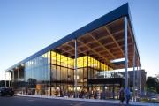Une nouvelle salle multifonctionnelle, gagnante de nombreux prix... (photo fournie par la ville de Mont-Laurier) - image 1.1