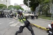 Le président du Venezuela Nicolas Maduro a menacé... (PHOTO FEDERICO PARRA, AFP) - image 3.0