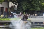 Le président du Venezuela Nicolas Maduro a menacé... (PHOTO  JUAN BARRETO, AFP) - image 3.1