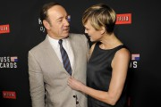 Kevin Spacey et Robin Wright... (Archives AP, Chris Pizzello) - image 1.0