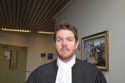 Me Sébastien Talbot a indiqué que David Gignac... (Photo Le Quotidien, Louis Potvin) - image 1.0