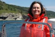 Marjolaine Castonguay, présidente-directrice générale de PESCA Environnement, dit... (Photo fournie par PESCA Environnement) - image 1.1
