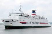 Le Madeleine fait la navette entre l'Île-du-Prince-Édouard et... (Photo tirée deWikipédia) - image 1.0