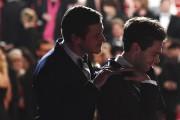 Xavier Dolan est réconforté par l'acteurGaspard Ulliel à... (AFP, Anne-Christine Poujoulat) - image 1.0