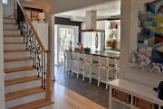 L'ouverture sur la cuisine a été agrandie et... (Le Soleil, Patrice Laroche) - image 2.0