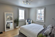 La chambre des parents à l'étage a seulement... (Le Soleil, Patrice Laroche) - image 4.0