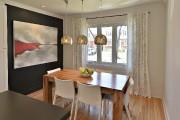 La cuisine lumineuse est ouverte sur la salle... (Le Soleil, Patrice Laroche) - image 2.1
