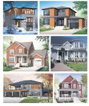 Voici quelques exemples de plans recevables dans le... (Courtoisie) - image 1.1