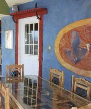 Les murs aux couleurs éclatantes offrent un faux... (Collaboration spéciale Fanny Lévesque) - image 2.0