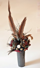 Ce bouquet de boutons est signé Marie Soleil... (Le Soleil, Patrice Laroche) - image 3.0