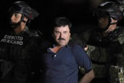 Joaquin «El Chapo» Guzman... (photo Archives AFP) - image 1.0