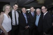 L'ambiance était à la camaraderie entre les députés... (Photo Le Quotidien, Rocket Lavoie) - image 1.0
