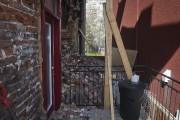 Après l'effondrement d'un mur de briques le 13... (François Gervais) - image 1.0