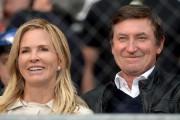 Wayne et Janet Gretzky... (Le Soleil, Erick Labbé) - image 1.0
