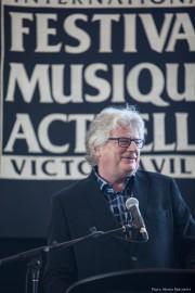 Michel Levasseur,directeur artistique du FIMAV... (PhotoMartin Morissette, fournie par le FIMAV) - image 1.1