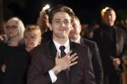 Xavier Dolan, visiblement touché après la projection de... (AFP, Christine Poujoulat) - image 3.0