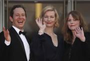 La réalisatrice allemande Maren Ade (à droite), en... (AFP, Valery Hache) - image 3.0