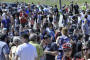 Les offrandes des organisateurs de... (Photo Le Progrès-dimanche, Rocket Lavoie) - image 3.0