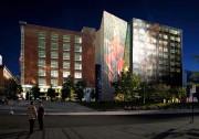 Situé dans l'ancien édifice Wilder, Espace Danse accueillerales... (PHOTO FOURNIE PAR LAPOINTE MAGNE + AEDIFICA) - image 1.1